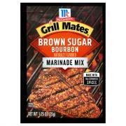 McCormick Grill Mates Brown Sugar Bourbon Marinade Mix