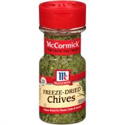 McCormick Freeze Dried Chives