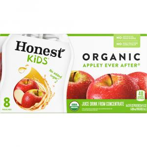 Honest Kids Organic Appley Ever After Apple Juice