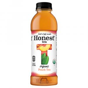 Honest Peach Tea