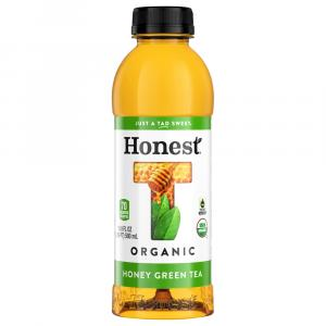 Honest Tea Organic Honey Green Tea