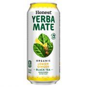 Honest Yerba Mate Organic Lemon Ginger Black Tea