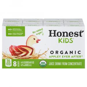Honest Kids Organic Apple Juice