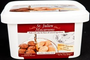 St. Julien Honey-Almond Macaroons