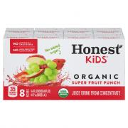 Honest Kids Organic Fruit Punch