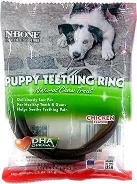 Npic Puppy Teething Ring
