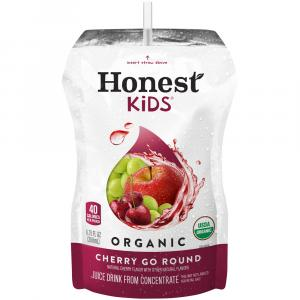 Honest Kids Cherry Go Round Organic Juice