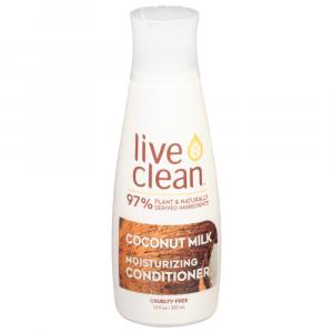 Live Clean Coconut Milk Moisturizing Conditioner