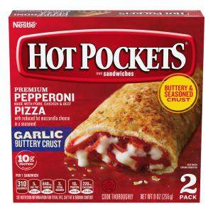Hot Pockets Pepperoni Pizza