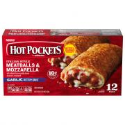 Hot Pockets Meatballs & Mozzarella