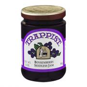 Trappist Seedless Boysenberry Jam