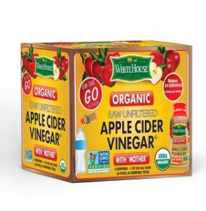 White House Organic Apple Cider Vinegar With Mother