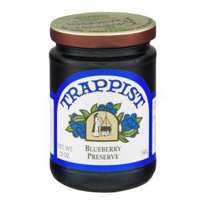 Trappist Blueberry Preserves