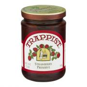 Trappist Strawberry Preserves