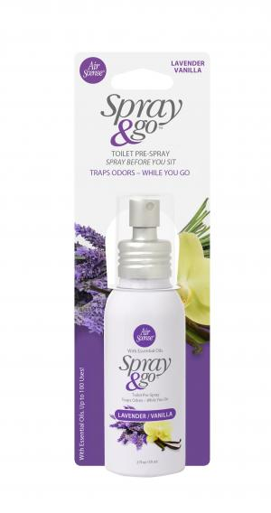 Air Scense Spray & Go Lavender Vanilla