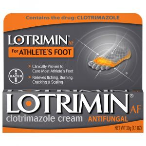 Lotrimin Athletes Foot Cream