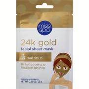 Miss Spa 24K Gold Facial Sheet Mask