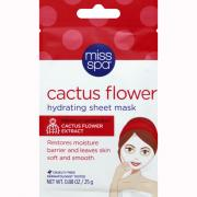 Miss Spa Cactus Flower Hydrating Sheet Mask