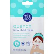 Miss Spa Quench Facial Sheet Mask