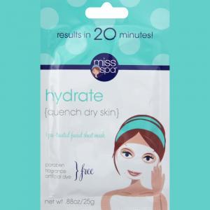 Miss Spa Hydrate Facial Sheet Mask