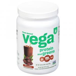 Vega Gluten Free Protein & Greens Chocolate Flavor