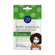 Miss Spa Kale Papaya Cleansing Sheet Mask