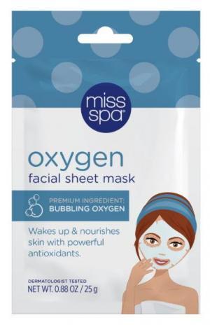 Miss Spa Oxygen Facial Sheet Mask
