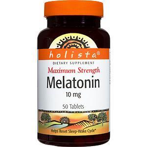 Webber Naturals Melatonin Max Strength 10 Mg