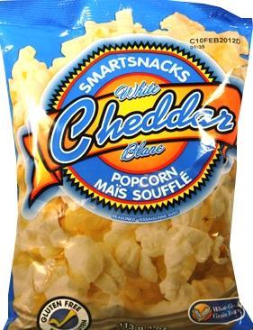 Smartsnacks White Cheddar Popcorn