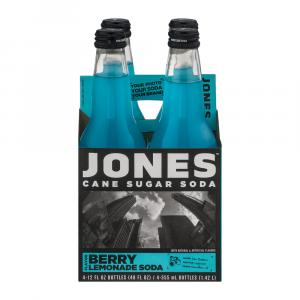 Jones Berry Lemonade Soda