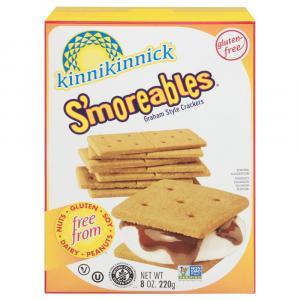 Kinnikinnick Gluten Free S'mores Crackers