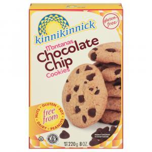 Kinnikinnick Montana's Chocolate Chip Cookies