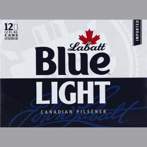 Labatt Blue Light