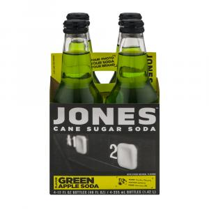 Jones Green Apple Soda