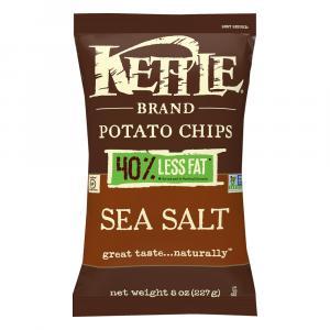 Kettle Sea Salt Reduced Fat Potato Chips