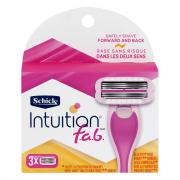 Schick Intuition f.a.b. Cartridges