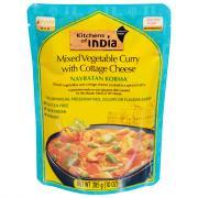Kitchens of India Navratan Korma Dinner