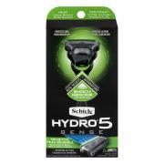 Schick Hydro5 Sense Sensitive 5 Blade Razor