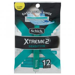 Schick Xtreme2 Sensitive Men's Disposable Razors
