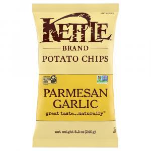 Kettle Brand Parmesan Garlic Potato Chips