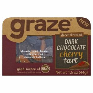 Graze New York Everything Bagel Snack