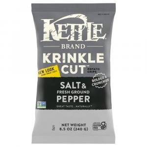 Kettle Salt & Pepper Potato Chips