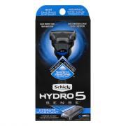 Schick Hydro5 Sense Hydrate 5 Blade Razor