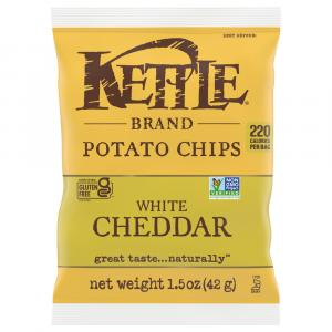 Kettle New York Cheddar Chips