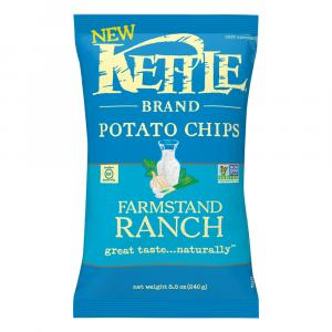 Kettle Brand Farmstand Ranch Potato Chips