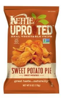 Kettle Brand Sweet Potato Pie Chips