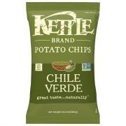 Kettle Brand Chile Verde Chips
