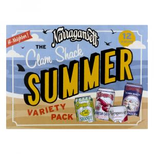 Narragansett Clam Shack Summer Variety