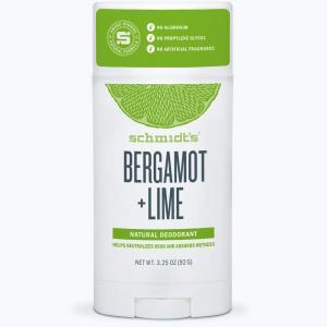 Schmidt's Bergamot & Lime Natural Deodorant