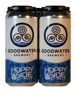 Goodwater Brewery Hoppy Side of Pale American Pale Ale